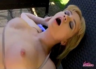Unconscious blonde raped by her hung dad